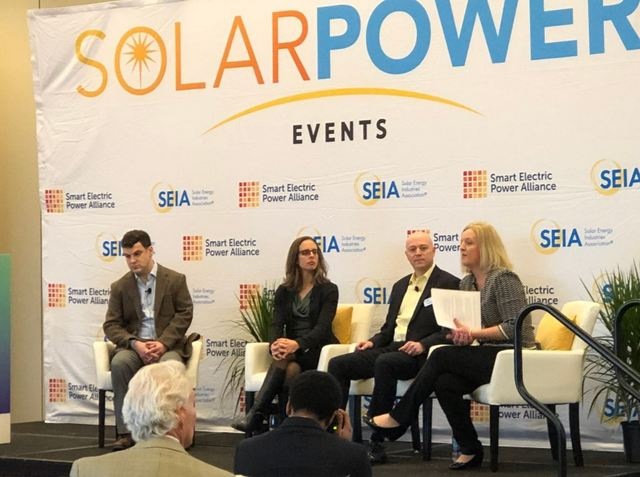 SEIA solar power northeast