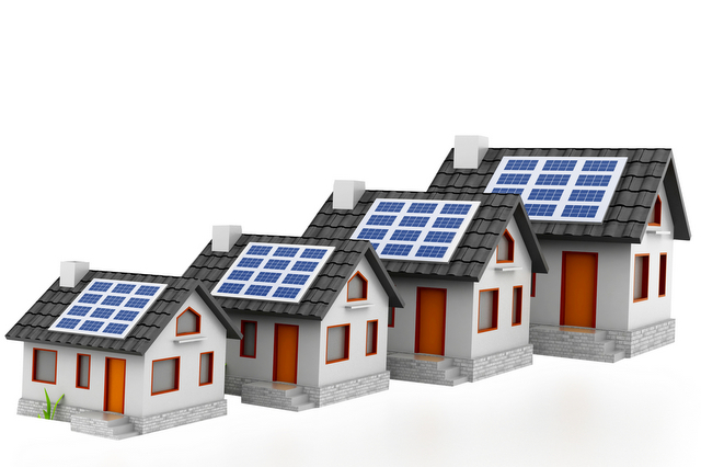 residential solar tariff modules