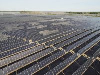 Origis Energy's 52-MW solar project in Mississippi officially up and running
