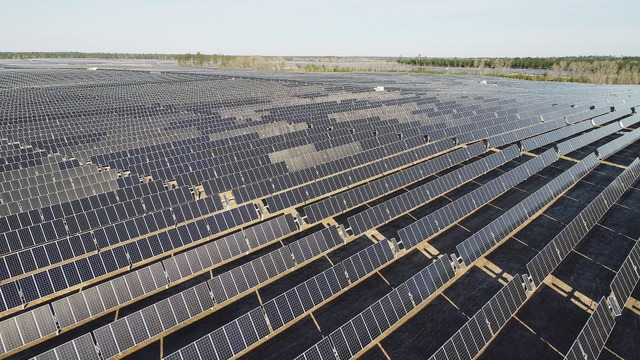 Lamar county solar Origis Energy