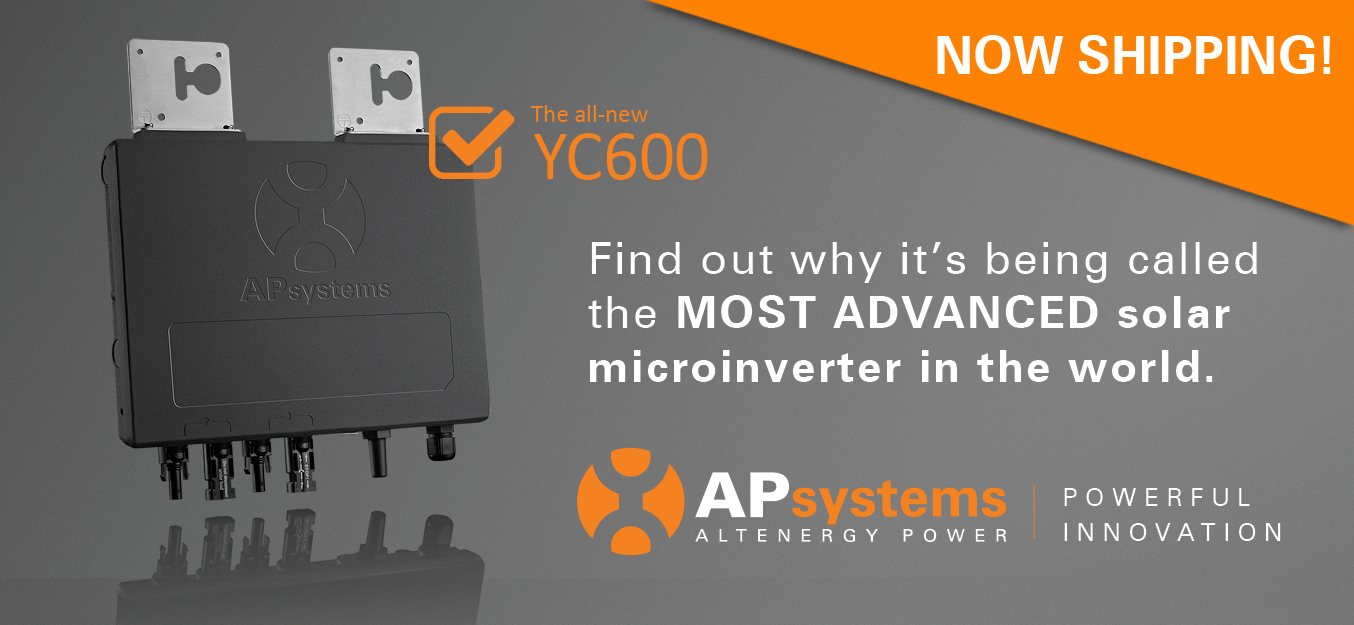 APsystems ALTENERGY POWER | POWERFUL INNOVATION