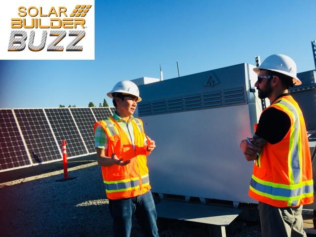 solar builder buzz NEXTracker photo