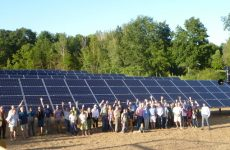 Clean Energy Collective RooflessSolar program now up and running in New York