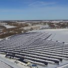 GP JOULE 2.7MW Project in Lake Waconia, Minn.