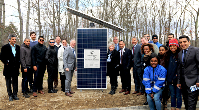 Massachusetts community solar