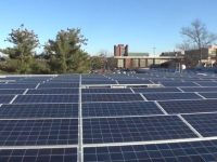 State funding paves way for solar plus storage system at New York college campus