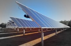 Solar FlexRack adds self powered option to its TDP solar trackers