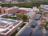 Watch: Check out the 4.4-MW solar project at the Campbell Soup headquarters