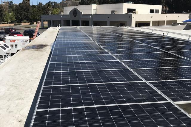 heliopower solar install