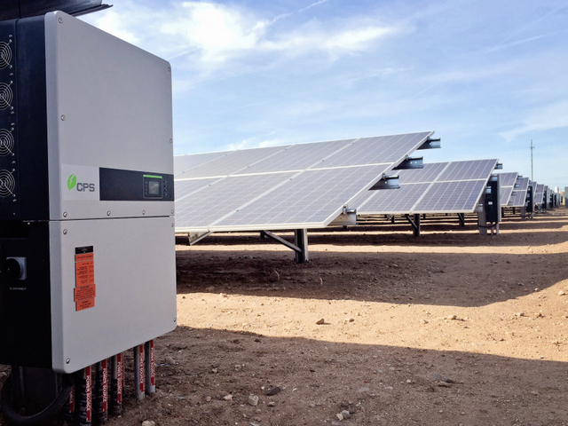 CPS 60kW Ground AZ