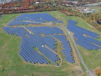 A Conti Solar project at the Ohio Parklands