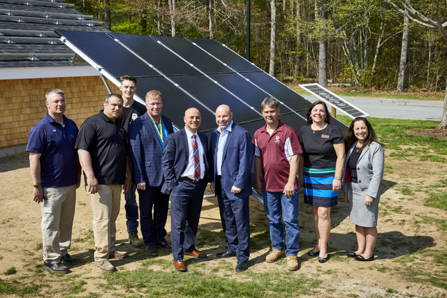 OMCO solar training