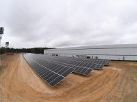 Hannah Solar completes 1.2-MW solar project for Otis Elevator