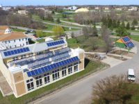 Iowa university to install NEXTracker solar+storage power plant