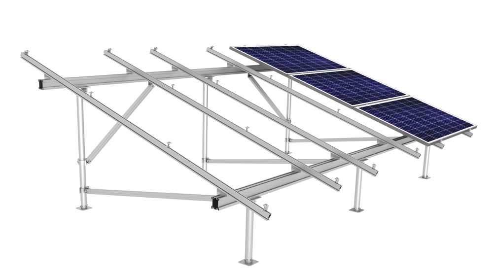 Four energy dense solar mounting systems for C&I rooftops