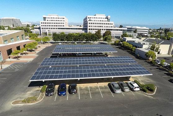 MBL Energy carport