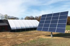Tilt in Action: Meet the Fourth Generation Tracker from AllEarth Renewables