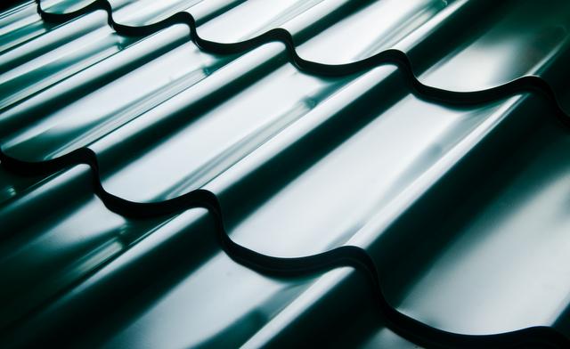 metal roof solar