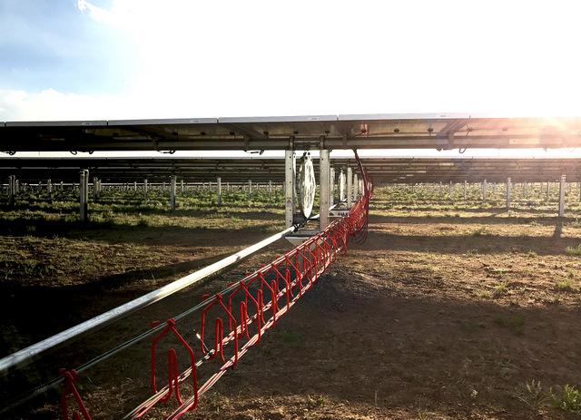 CAB Solar RPCS