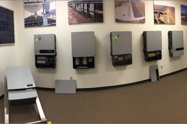 CPS inverter lineup