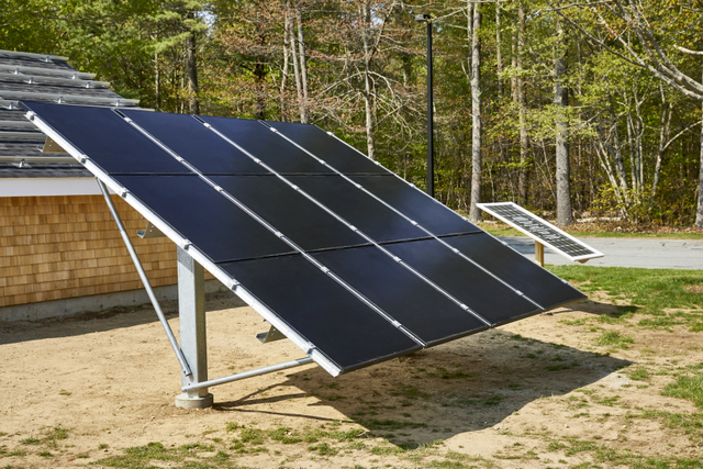 OMCO solar community project