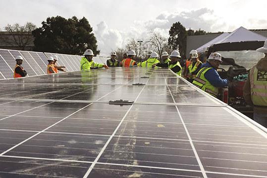 mccarthy building solar