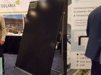 Solaria debuts optimized 430-W solar module for commercial segment at Intersolar