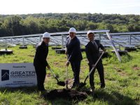Greater Hudson Bank finances 2-MW landfill solar project in Monroe, N.Y.