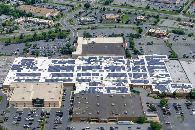Select Energy solar project