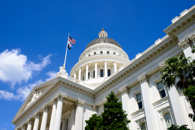 california storage bill
