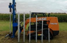 APA Solar Racking launches new ground screw line at SPI