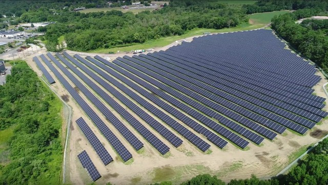 Conti Solar Full Turnkey EPC on Middleton MA Project