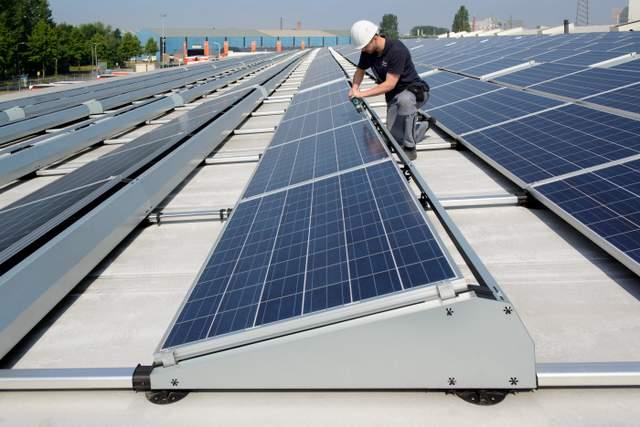 Esdec solar mounting (2)