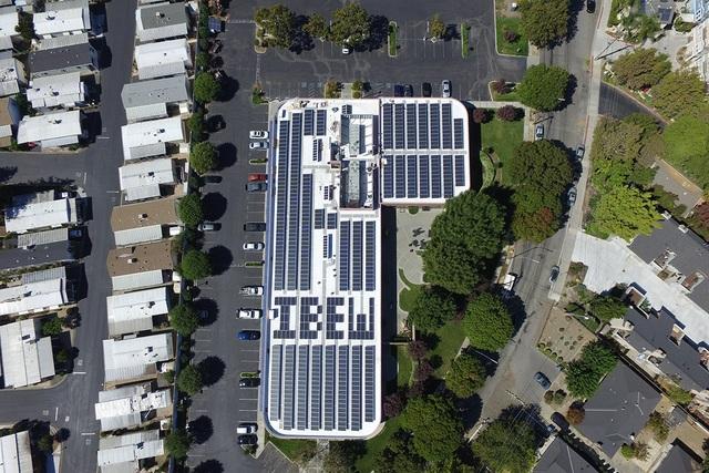IBEW solar project