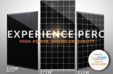 Mission Solar to show off four new solar panels (three PERC) at Solar Power International