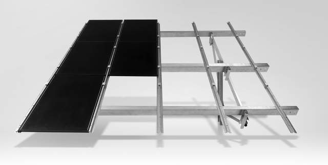 OMCO Rack Front Elevation 01
