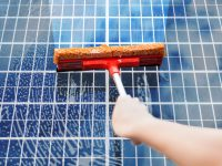 RST Cleantech to debut its automated solar panel cleaning system for the U.S. at SPI