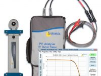Check out Solmetric's new PVA-1500 PV Analyzer Kit at SPI