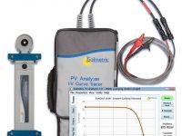 Check out Solmetric's new PVA-1500 PV Analyzer Kit at SPI
