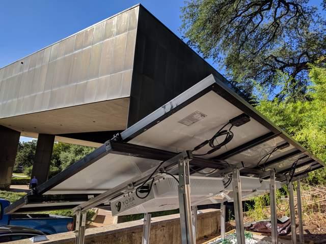 Yotta Solar panel storage