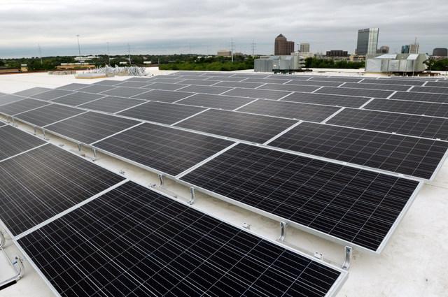 cisterian school solar project
