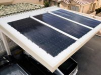 Sunflare debuts new lightweight PV solution for parking structures