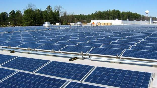 Duke energy commercial solar