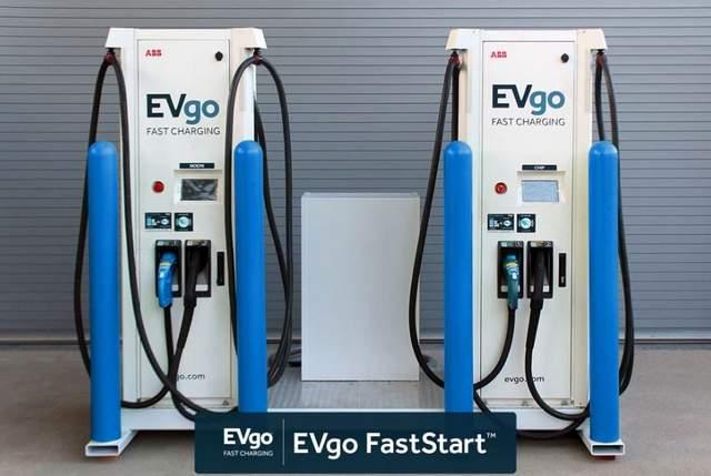 EVgo charger