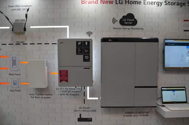 LG energy storage
