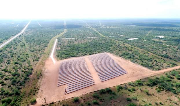 RPCS Texas solar site