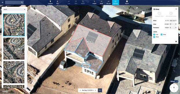 nearmap rooftop design