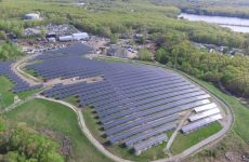 Rhode Island's Southern Sky Renewable Energy commissions 2.6-MW landfill solar array