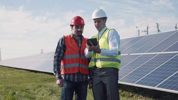 solar foundation workforce