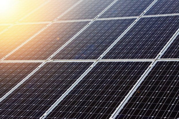solar graphite